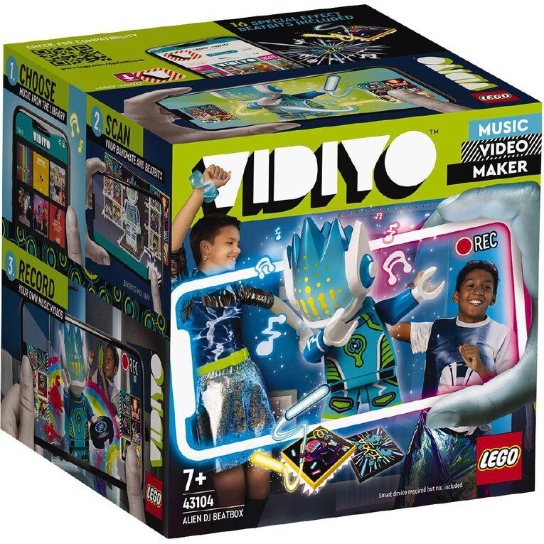 LEGO VIDIYO Alien DJ BeatBox 43104, , hi-res