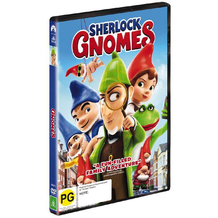 Sherlock Gnomes DVD 1Disc, , hi-res