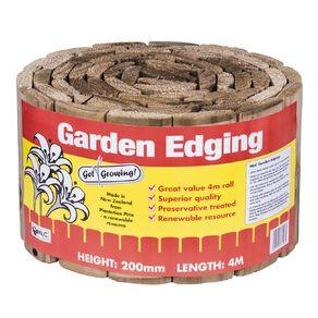 MLC Garden Edging Roll 15cm x 3m