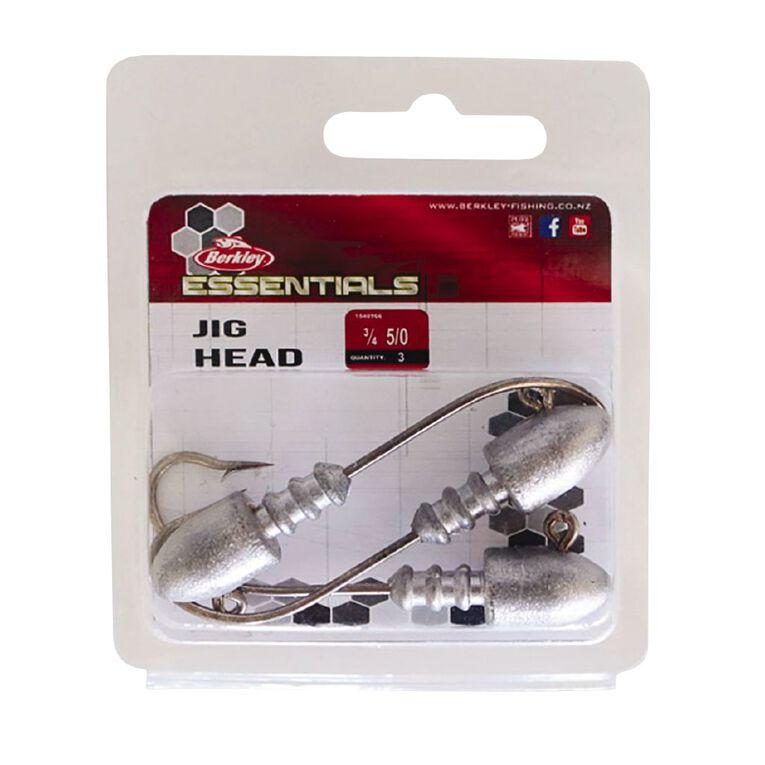 Berkley Jig Head 3/4 OZ 5/0, , hi-res image number null