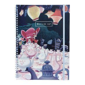 Disney Alice In Wonderland Disney Softcover Notebook A4