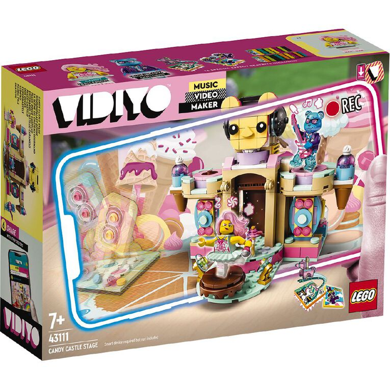 LEGO VIDIYO Harlem-Castle-2021 43111, , hi-res