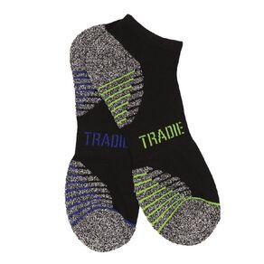 Tradie Men's Low Cut Performance Sport Socks 2 Pack