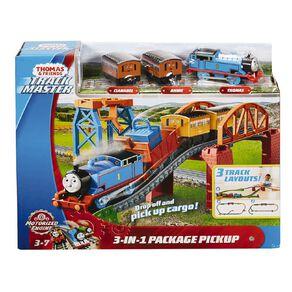Thomas & Friends Fisher-Price Trackmaster Thomas Package Pickup Trackset