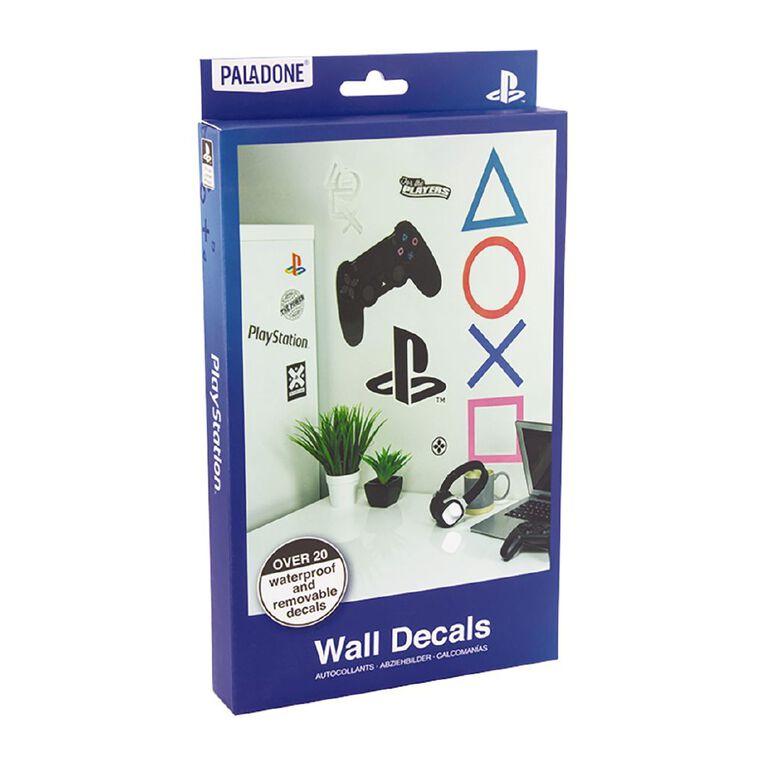 Paladone PlayStation Wall Decals, , hi-res