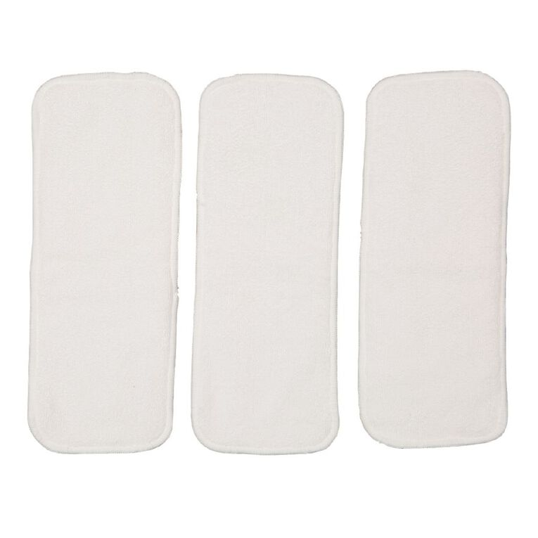 Babywise 3 Pack Of The Insert Pads, , hi-res