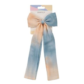 Pastel Bow With Clip