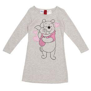 Winnie the Pooh Disney Girls' Knit Nighty