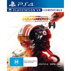 PS4 Starwars Squadrons