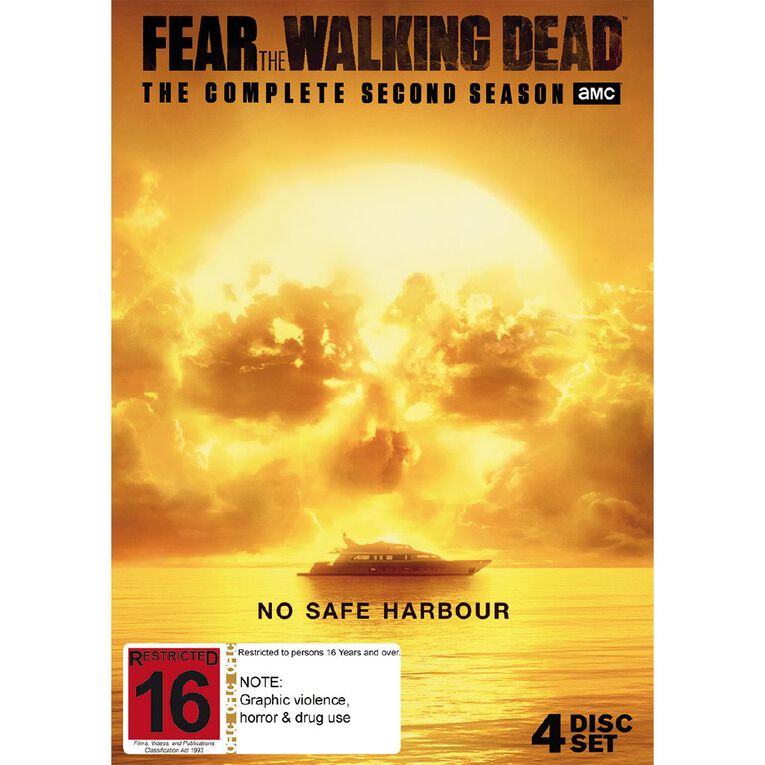 Fear The Walking Dead Season 2 DVD 2Disc, , hi-res image number null