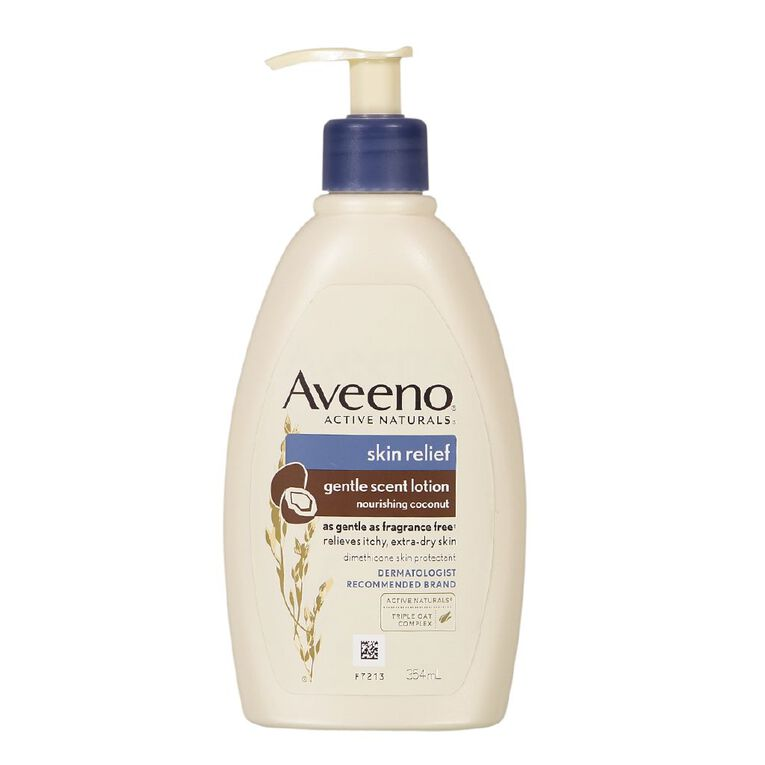 Aveeno Skin Relief Nourishing Coconut Lotion 354mL, , hi-res