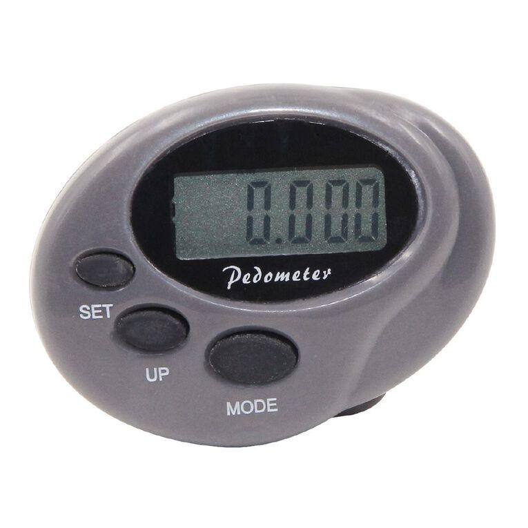 Active Intent Fitness Pedometer Assorted, , hi-res