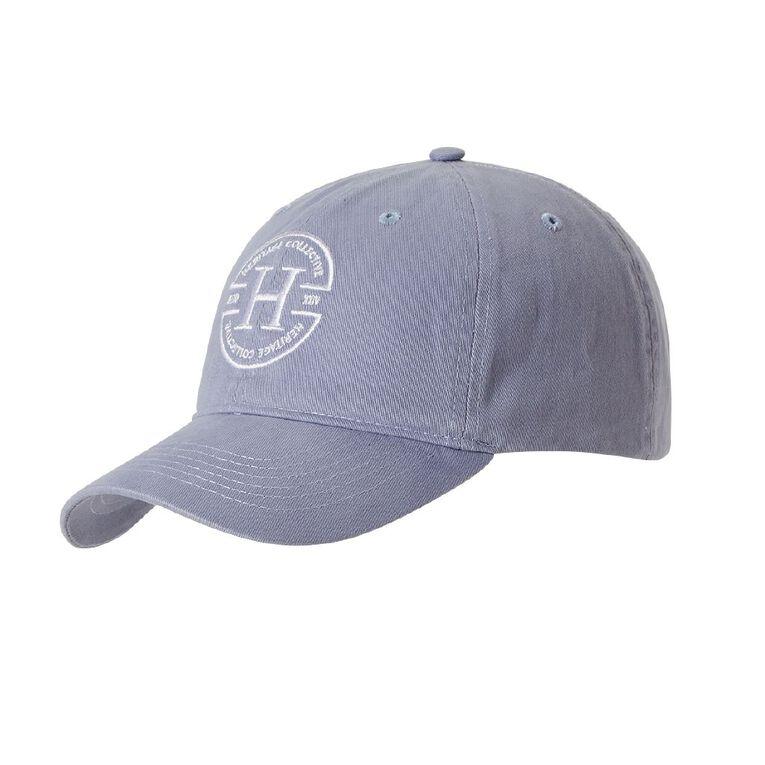 H&H Men's Heritage Cap, Blue, hi-res