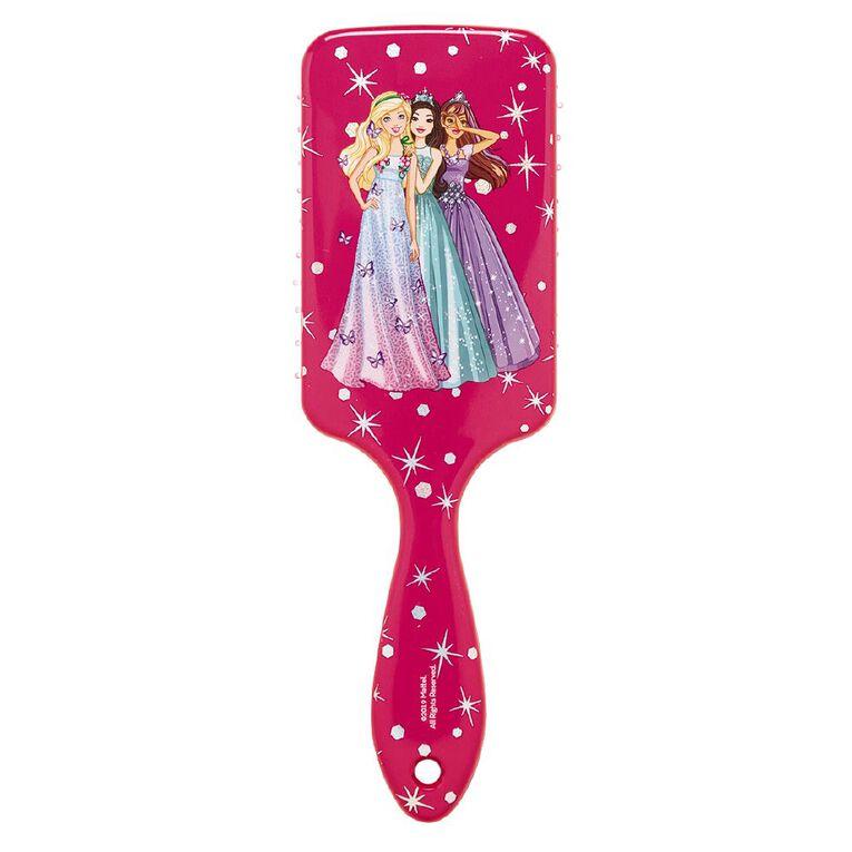 Barbie Paddle Hair Brush, , hi-res