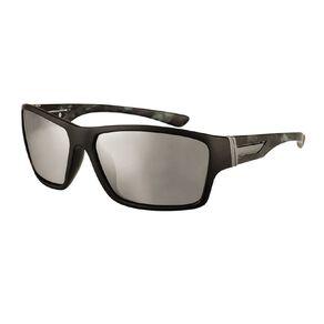 H&H Essentials Men's Polarised Mirror Sunglasses