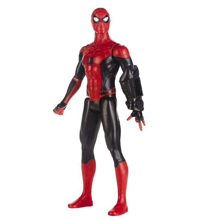 Marvel Spider-Man Movie Titan Hero Spider-Man Figure, , hi-res