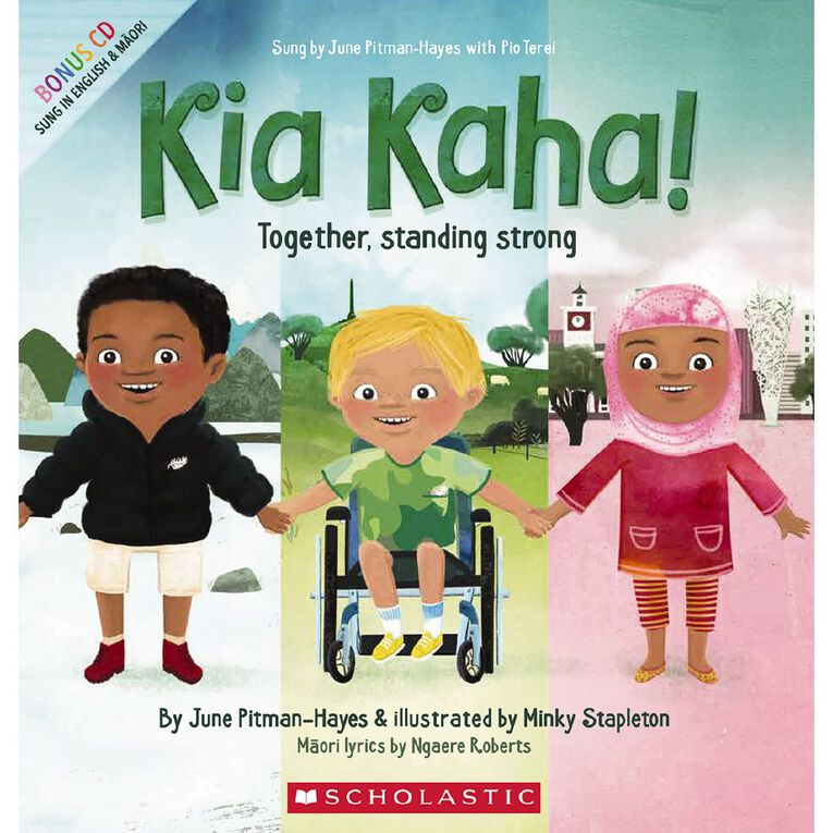 Kia Kaha! Together Standing Strong by June Pitman-Hayes, , hi-res