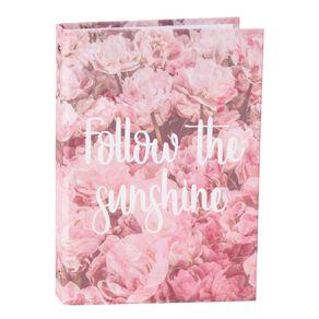 Uniti English Rose Planner Album