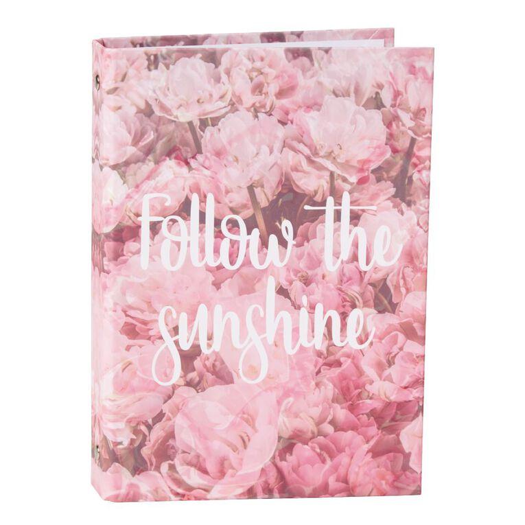 Uniti English Rose Planner Album, , hi-res