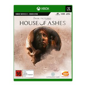 XboxOne The Dark Pictures Anthology: House Of Ashes