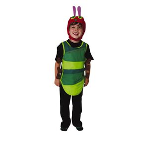 Amscan The Very Hungry Caterpillar Child Costume 3-5 Years