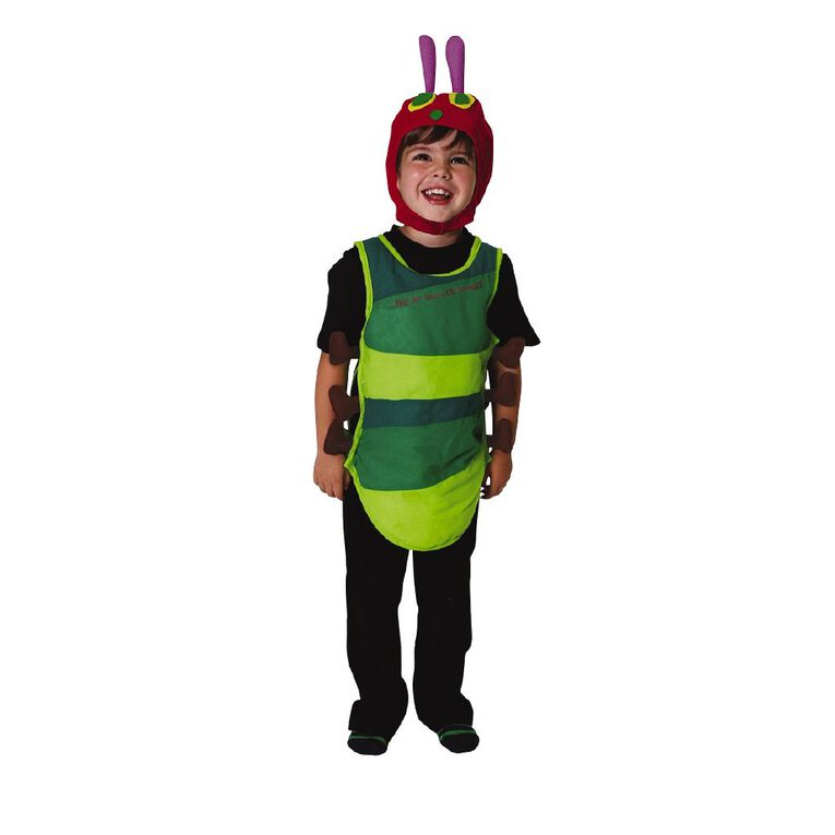 Amscan The Very Hungry Caterpillar Child Costume 3-5 Years, , hi-res
