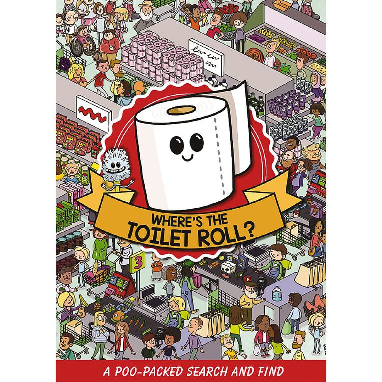 Where's the Toilet Roll?, , hi-res
