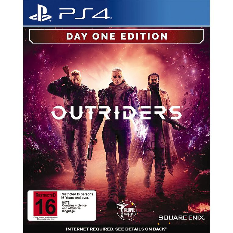 PS4 Outriders Day One Edition, , hi-res