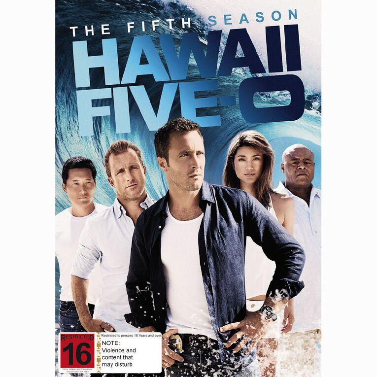 Hawaii Five-O Season 5 DVD 1Disc, , hi-res