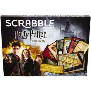 Harry Potter Scrabble Game
