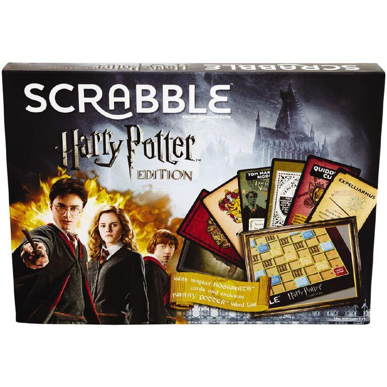 Harry Potter Scrabble Game, , hi-res