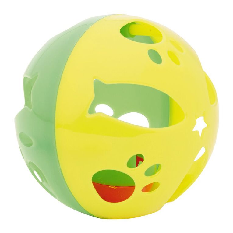 Petzone Cat Play Ball Large Assorted, , hi-res