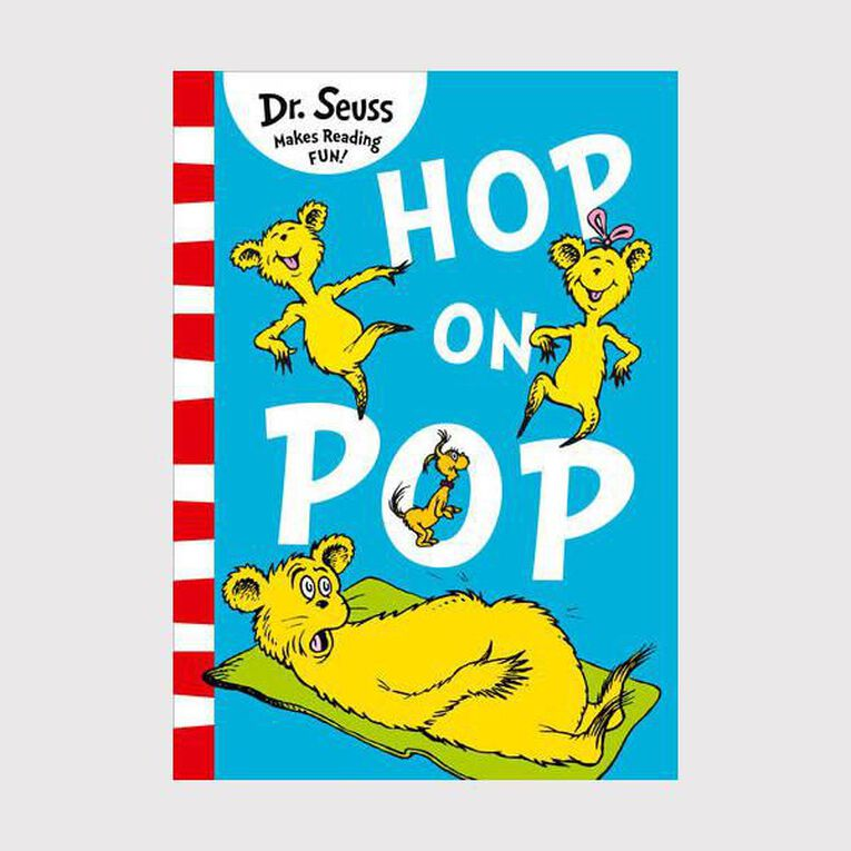 Hop On Pop by Dr Seuss, , hi-res