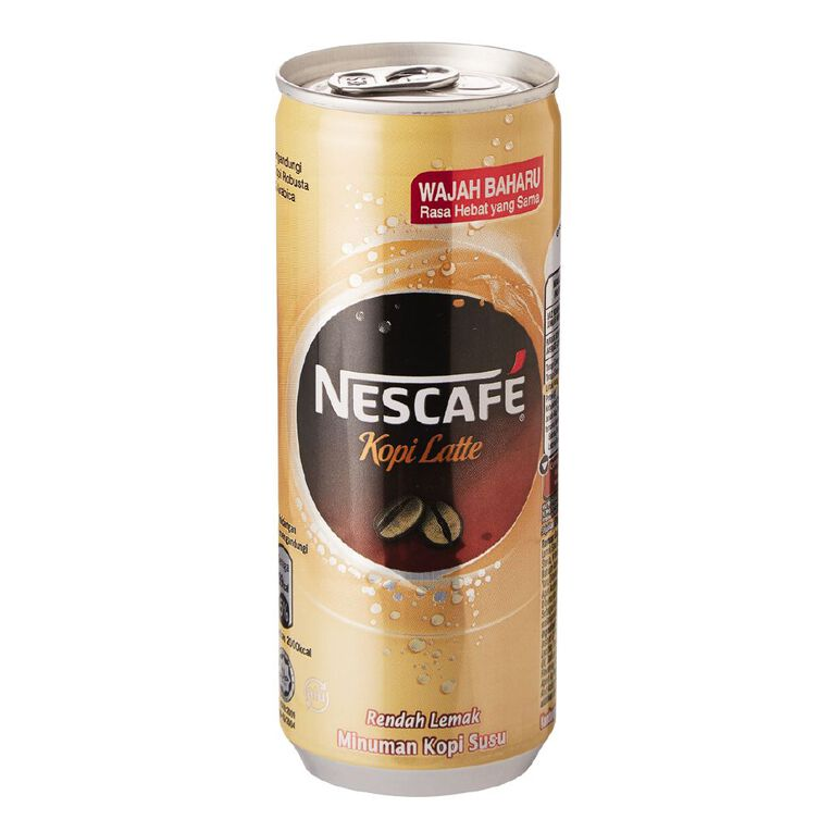 Nescafe Latte RTD Can 240ml, , hi-res