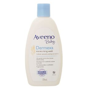 Aveeno Baby Dermexa Wash 236ml