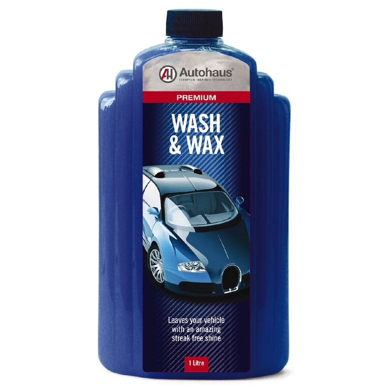 Autohaus Wash & Wax 1L, , hi-res