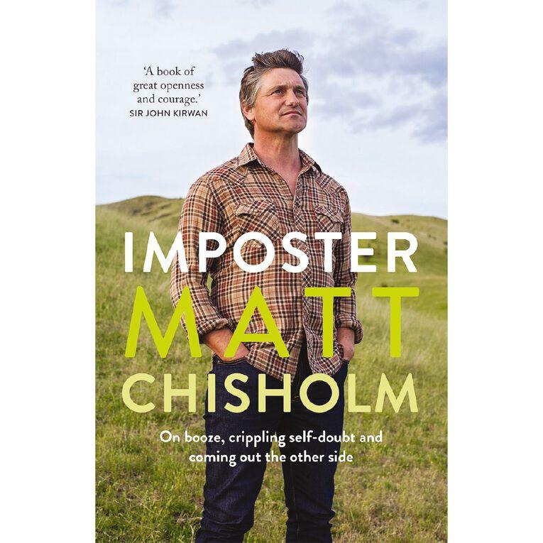Imposter by Matt Chisholm N/A, , hi-res