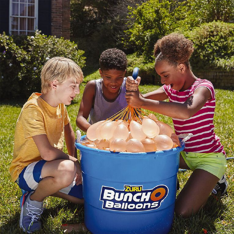Zuru Bunch O Balloons Rapid-fill Recycle 3 Pack, , hi-res