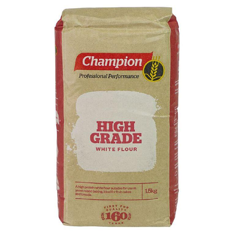 Champion High Grade Flour 1.5kg, , hi-res