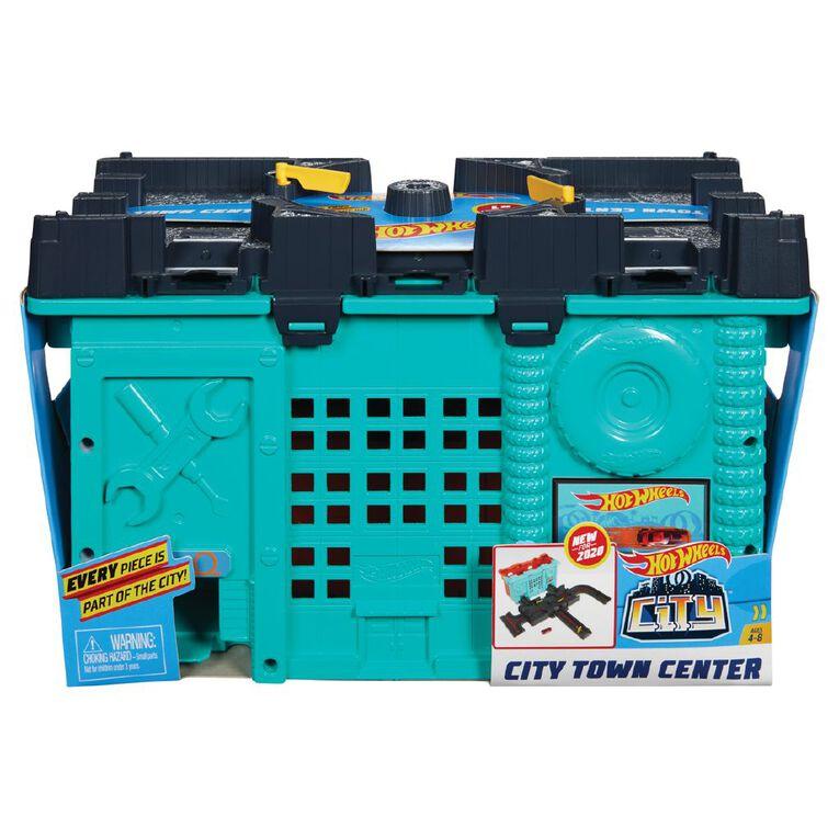 Hot Wheels City Central City Bin Exclusive, , hi-res