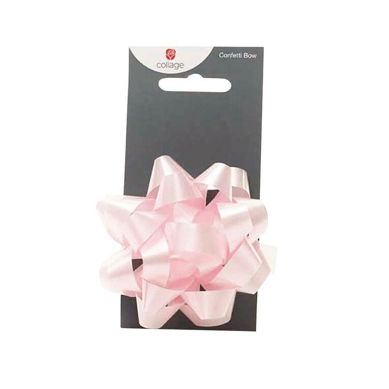 John Sands Bows Confetti Pink, , hi-res