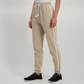H&H Women's Striped Trackpants