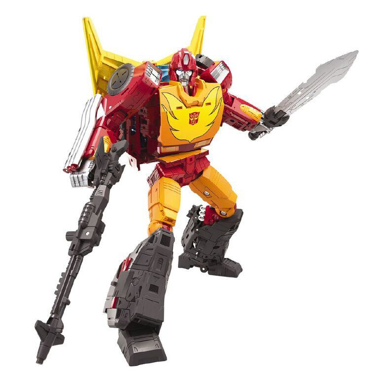 Transformers War for Cybertron Kingdom Commander Class Assorted, , hi-res