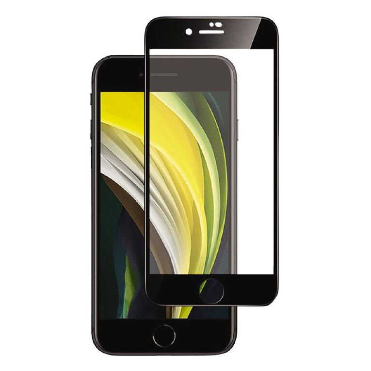 INTOUCH iPhone 7/8/SE Glass Screen Protector Clear, , hi-res