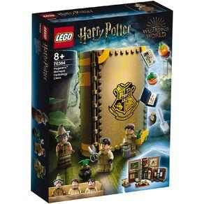 LEGO Harry Potter Hogwarts Moment Herbology Class 76384