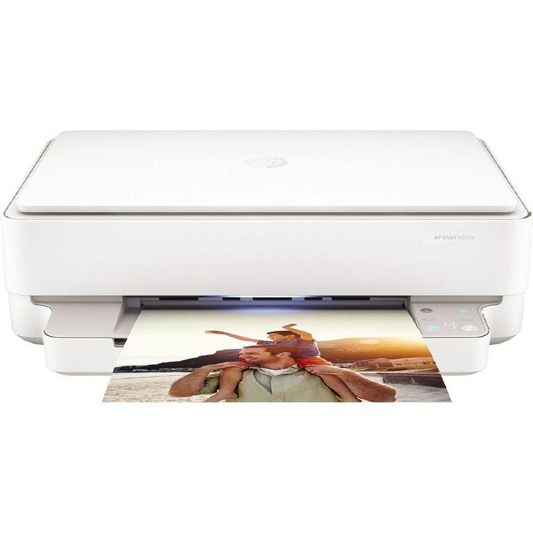 HP ENVY 6020E AP OOV All-in-One Printer White, , hi-res