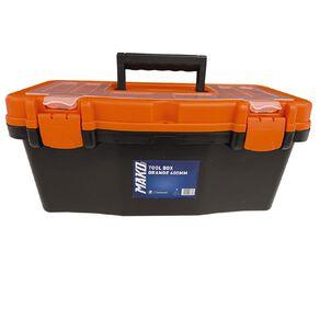 Toolbox Orange 40cm