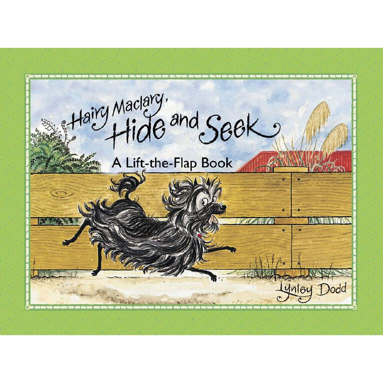 Hairy Maclary Hide and Seek by Lynley Dodd, , hi-res