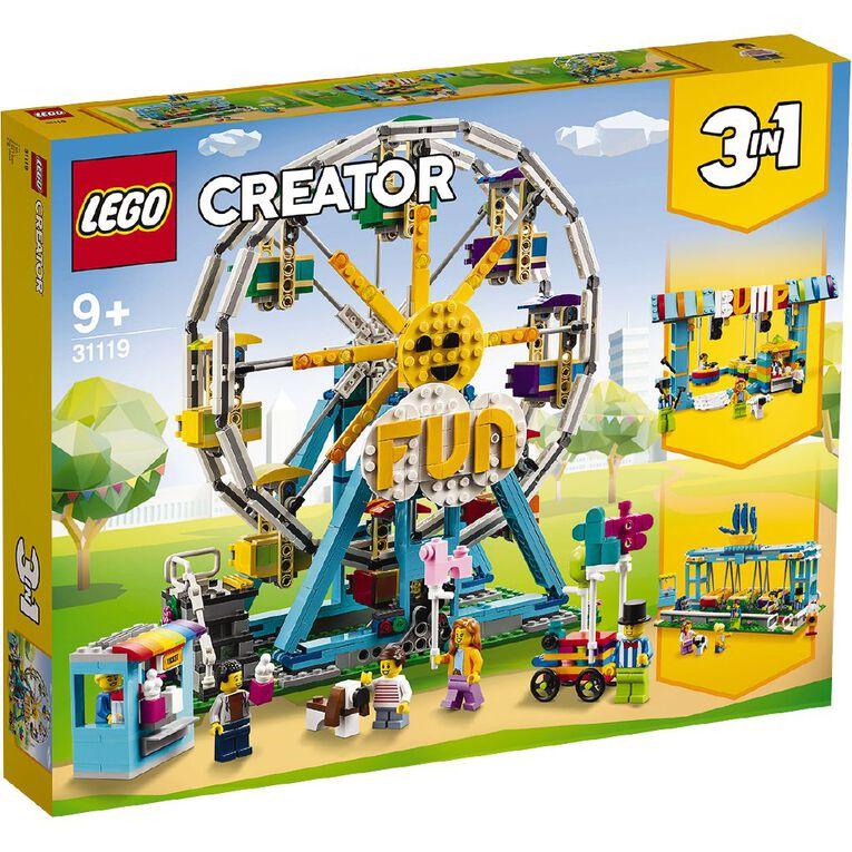 LEGO Creator Ferris Wheel 31119, , hi-res