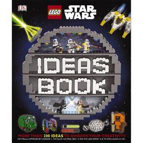 Lego Star Wars Ideas Book by Hannah Dolan N/A